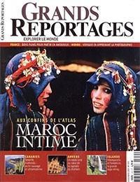 Grands Reportages Aux confins de l'Atlas : Maroc intime // n°310