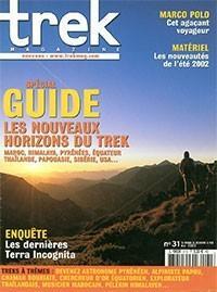 Trek Magazine Guide : Les nouveaux horizons du Trek / Escapades vertueuses dans le Moyen-Atlas