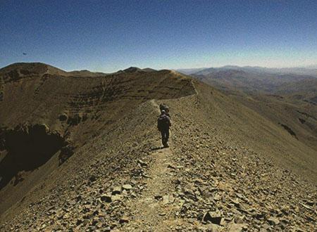 Grande Traversée Atlas Marocain (GTAM)
