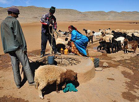 Terres nomades du Moyen Atlas