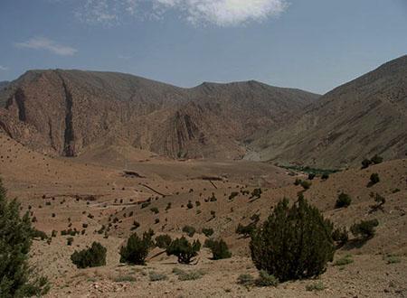 Trek Mgoun vallee du Dades