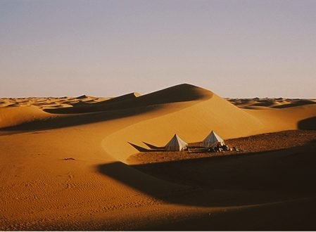 la piste des caravanes du grand sud marocain