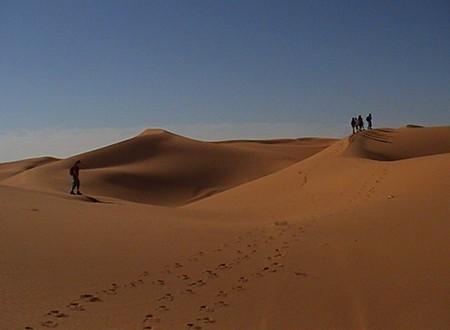 Du Saghro à la vallée du Draa