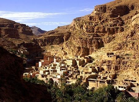 Tafraout et la vallée du paradis