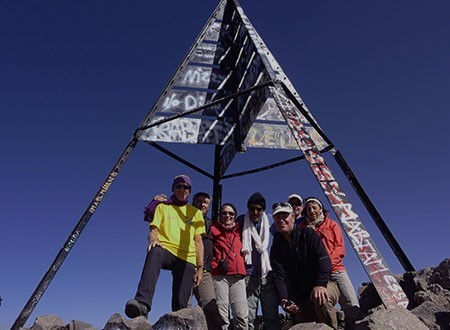 Trek Toubkal avec ascension