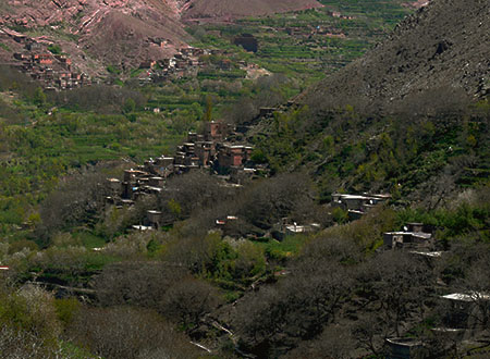 Villages berbères du Toubkal & hautes vallées