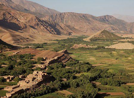 La vallée Ait Bougmez