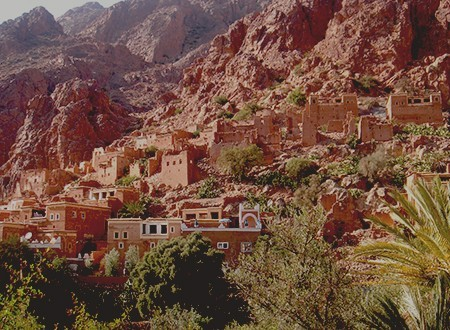 Maroc de l'Atlas à l'Atlantique