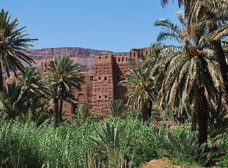 Stage poterie au Maroc