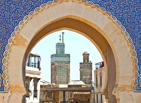 Maroc villes impériales