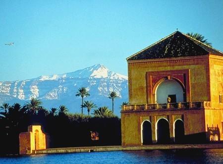 Maroc villes imperiales