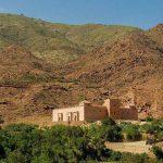 Haut-Atlas – La mosquée de Tinmel