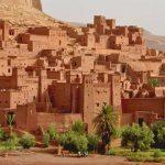 Les casbahs de l'Atlas de Ait Benhaddou à Telouet