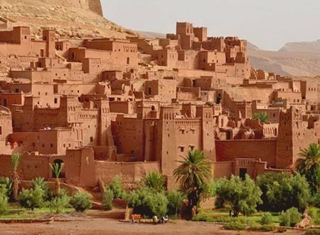 Excursion de Telouet au ksar Ait Benhaddou