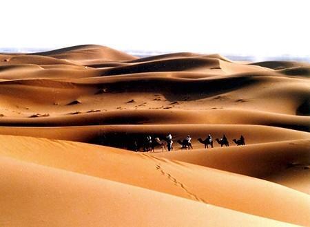 Excursion 4X4 désert marocain
