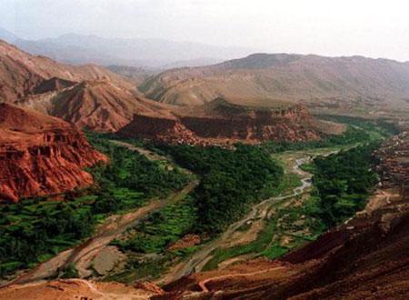 Excursion vallée du Dadès