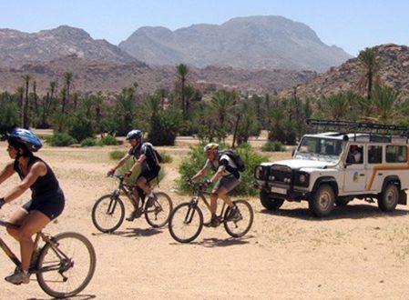 VTT sud marocain