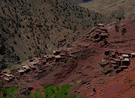 Excursion Toubkal vallée d'Imenane