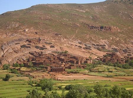 Randonnée villages berbères du Toubkal
