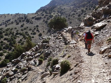 Tour du Toubkal et son ascension