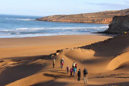 Les rivages d'Essaouira un océan de bien-être : rando thalasso hammam