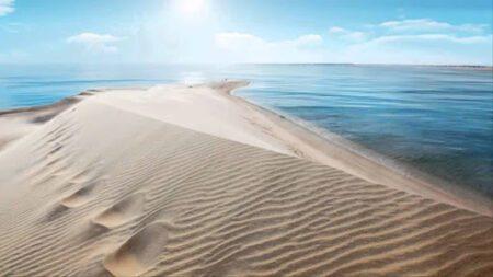 Safari 4X4 dune blanche & source d'eau chaude Asmaa