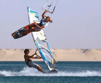 Dakhla kitesurf & windsurf. Votre hébergement à Dakhla
