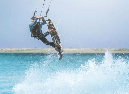 Cours kitesurf, & windsurf