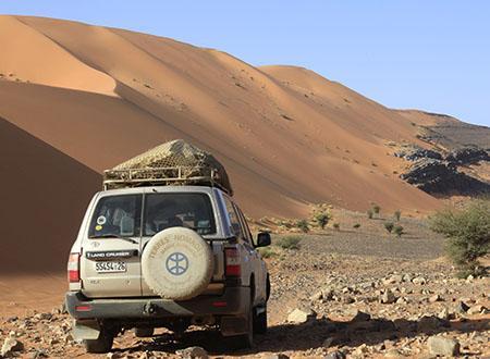 De la médina de Marrakech aux dunes du Sahara