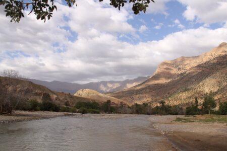 Balades berbères dans la vallée d'Anergui