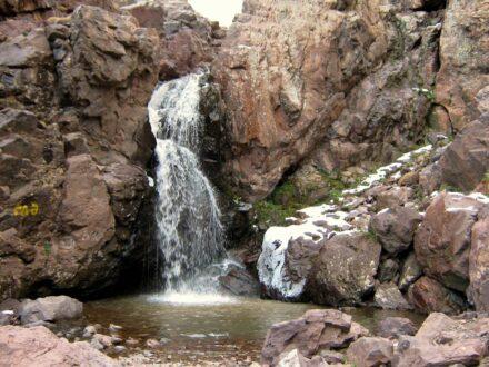 Tour du Toubkal et son ascension