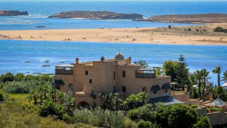Escales maritimes de Tanger à Essaouira