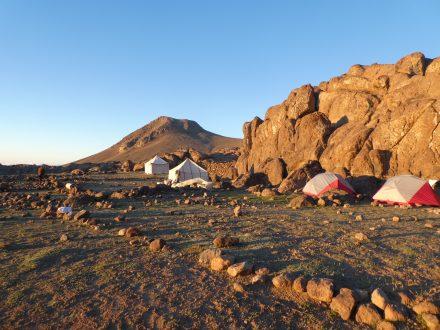 Trek Siroua, pays du safran