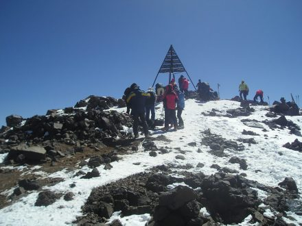 Toubkal avec ascension