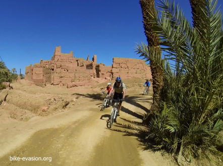 VTT sud maroc desert