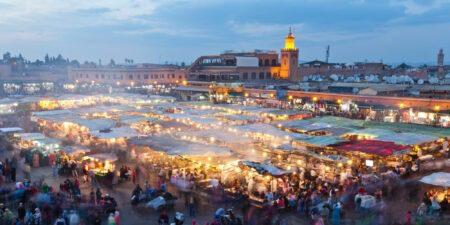 Voyage Bien-être à Marrakech