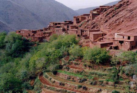 Excursion VTT villages berberes